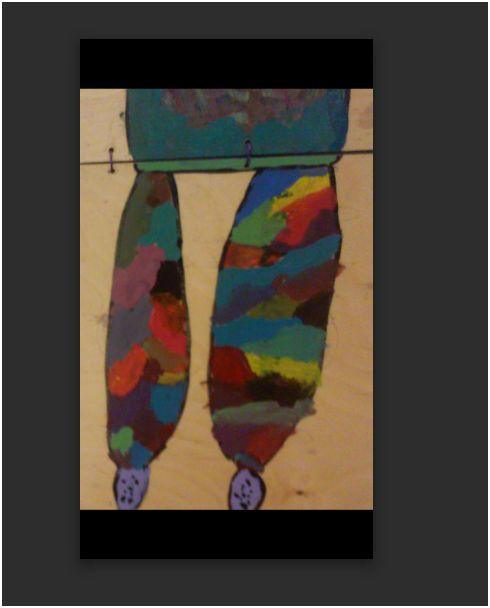 Kandinsky legs