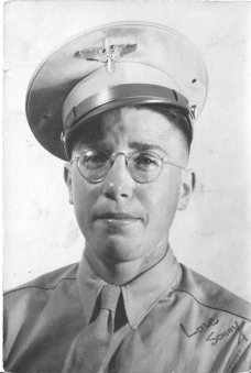 Irv circa 1942 dress uniform
